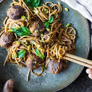 Teff Meatballs Recipe