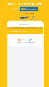 Email App for Hotmail, Outlook Apk Download For Android 2