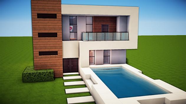 Case Moderne Minecraft : Download case moderne pentru minele ☆ apk latest version game for
