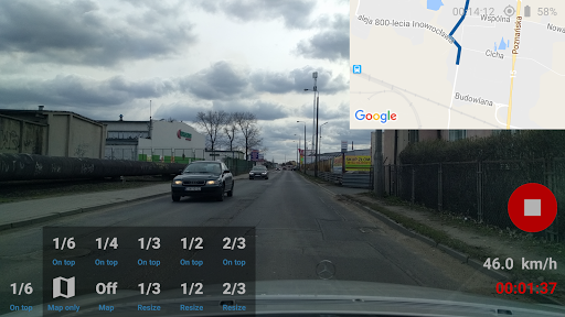 Car Camera Aplicaciones para Android screenshot