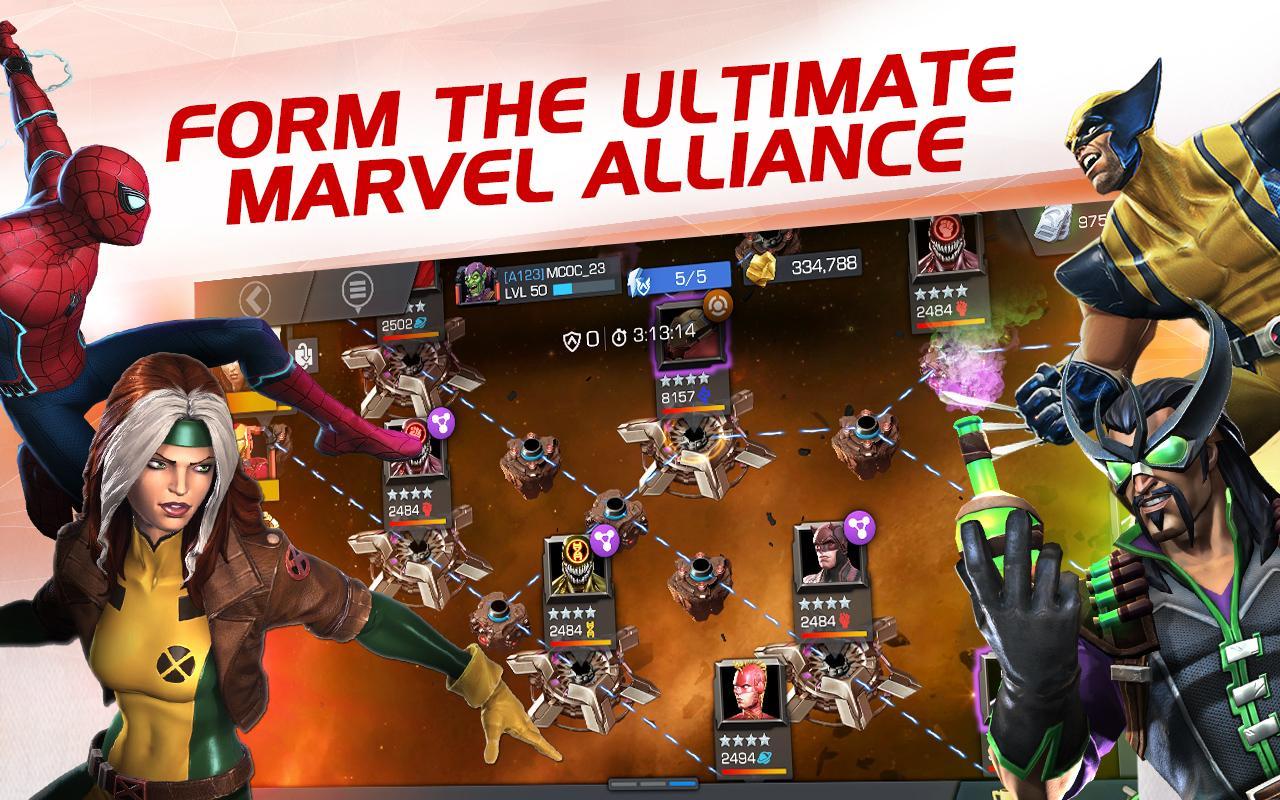 MARVEL Contest of Champions screenshots