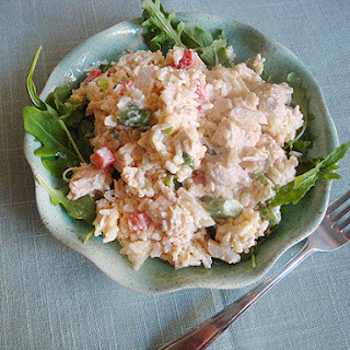 Oriental Rice Salad.