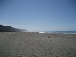 Photo: Bei unsere Wanderung kamen wir auch zu einem menschenleeren feinen Sandstrand