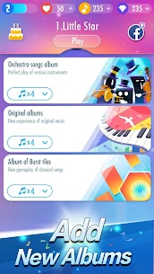 Download Piano Tiles 2 3 0 0 673 MOD (Unlimited Money) Hack Apk