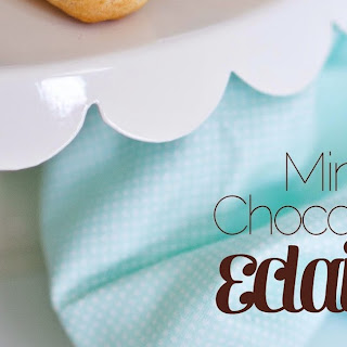 Chocolate Eclair French Vanilla Pudding Recipes