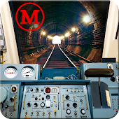Metro Train Subway Simulator