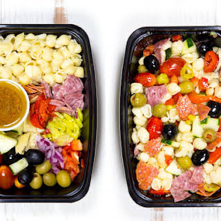 Pasta Salad Lunch Box Ideas (Nut Free).