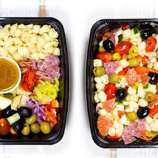 Pasta Salad Lunch Box Ideas (Nut Free).
