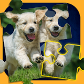 Puppy Dog Jigsaw Puzzles