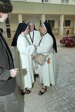 Photo: Hermanas que asistieron