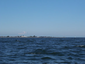 Photo: Mount Baker from Georgia Strait