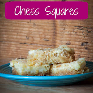Chess Squares Without Cake Mix Recipes.