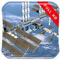 Space Station Live Wallpaper icon