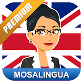Business English: MosaLingua icon
