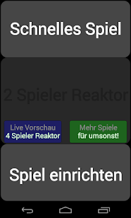 2 Spieler Reaktor Screenshot