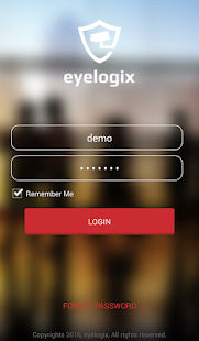 EyeLogix- screenshot thumbnail