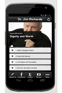 Dr. Jim Richards- screenshot thumbnail