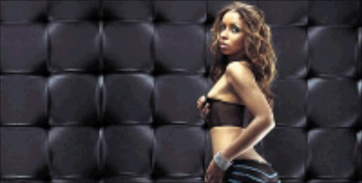 R&B singer Mya. © Unknown.