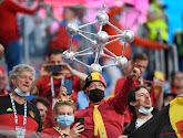 📷 De knapste foto's van de Belgische fans in de Gazprom Arena