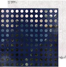 Heidi Swapp Hawthorne Double-Sided Cardstock 12X12 - Dreamscape UTGÅENDE