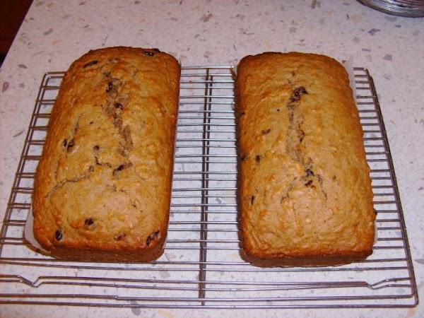 Apple Cranberry Bread Recipe