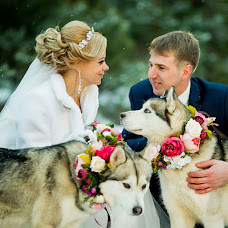 Wedding photographer Olga Ilina (oaande). Photo of 23.01.2017
