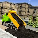 Highway Road Construction: City Road Builder icon