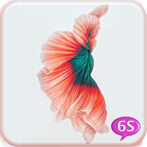 Betta Fish 6S Live Wallpaper 個人化 App LOGO-硬是要APP