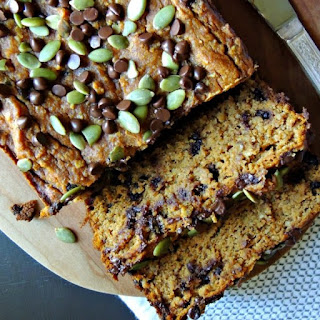 Pumpkin Tahini Oat Bread {GF + DF} Recipe