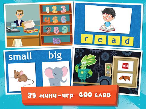 English for Kids. Fixiki. Learning the language  screenshots 1