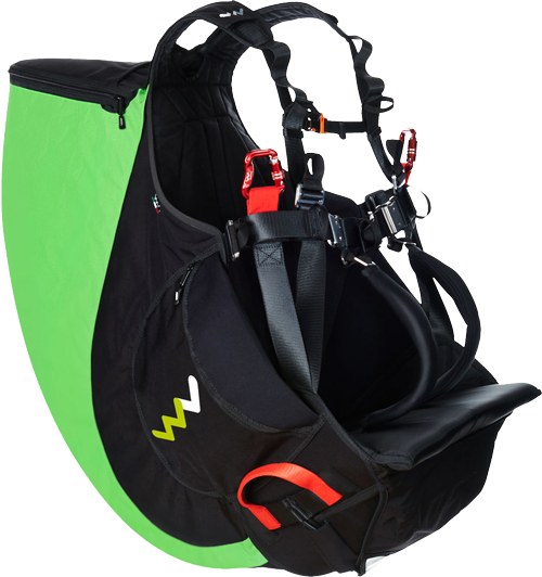 Woody Valley Bix Tandem Harness