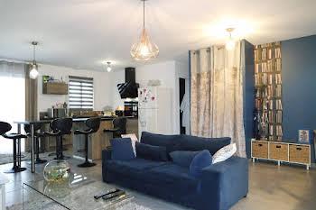 Maison 4 pièces 80,1 m2
