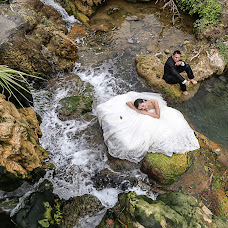 Wedding photographer Carlos alfonso Moreno (CarlosAlfonsoM). Photo of 12.04.2016