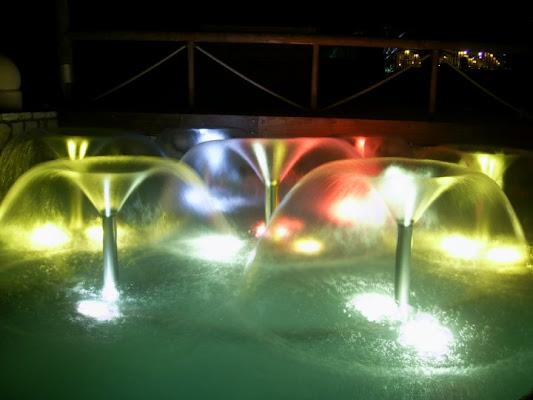 Acqua e luci di AresCora