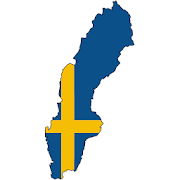 Download App Provinces of Sweden
