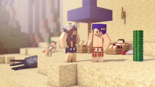 Hot Skins For Minecraft PE APK Download APKPureco - Hot skins fur minecraft