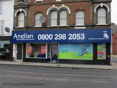 Anglian Home Improvements Ipswich The Expert