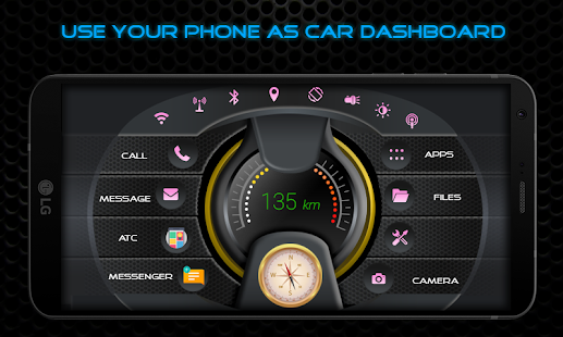 Car Launcher For Android Screenshot