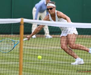 Kirsten Flipkens past voor haar favoriet grandslamtoernooi en komt ook op de Spelen niet in actie
