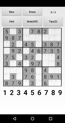 Sudoku  captures d'écran 2