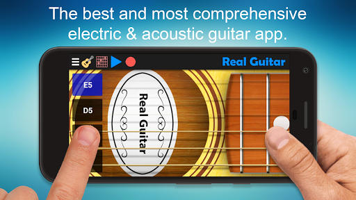 Real Guitar - Guitar Playing Made Easy. 6.6 gameplay | AndroidFC 1