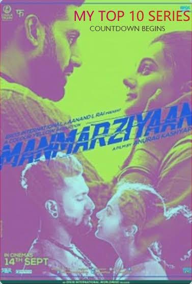Upcoming Bollywood Movies of September 2018 - Manmarziyaan