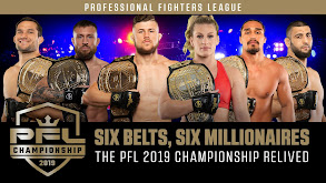 Six Belts, Six Millionaires - The PFL 2019 Championship Relived thumbnail