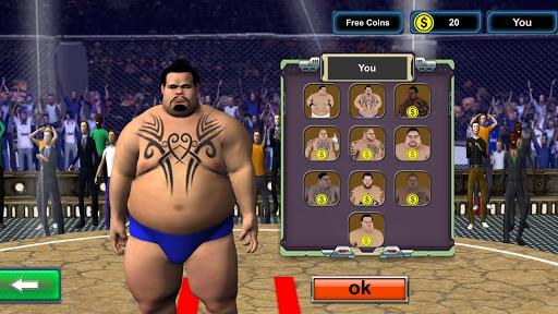 Sumo wrestling Revolution 2017: Pro Stars Fighting  screenshots 9