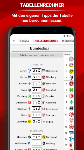 kicker Fuu00dfball News 5.7.0 screenshots 6