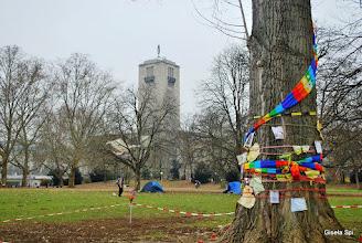 Photo: Friedlicher Protest gegen Stuttgart 21