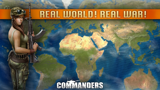 Commanders screenshot 2