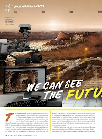 Popular Mechanics Magazine- screenshot thumbnail