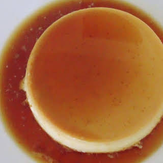 Caramel Custard Pudding / Creme Caramel / Flan.