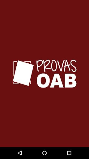 Provas OAB
